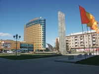 Balashikha, 广场 СлавыSlavy square, 广场 Славы