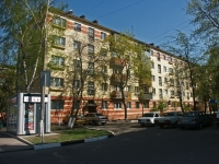 Balashikha, Lenin avenue, house 12. Apartment house