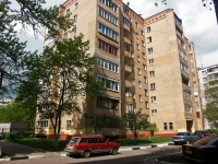 neighbour house: avenue. Lenin, house 13. Apartment house