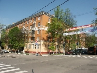 neighbour house: avenue. Lenin, house 15. Apartment house