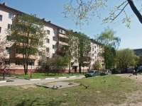 Balashikha, Lenin avenue, house 35. Apartment house
