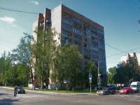neighbour house: avenue. Lenin, house 36. Apartment house