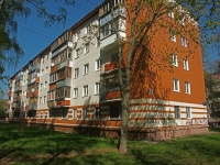 neighbour house: avenue. Lenin, house 37. Apartment house