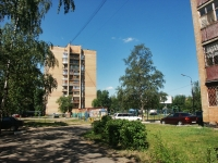 neighbour house: avenue. Lenin, house 38А. Apartment house