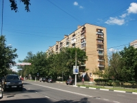 neighbour house: avenue. Lenin, house 47. Apartment house
