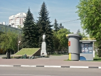 Balashikha, 纪念碑 В.И. ЛенинуLenin avenue, 纪念碑 В.И. Ленину