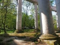 Balashikha, temple Преображения Господня, Leonovskoe rd, house 2