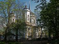 Balashikha, 寺庙 Преображения Господня, Leonovskoe rd, 房屋 2