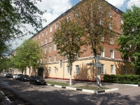 Balashikha, Karl Marks st, house 1. Apartment house