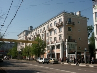 Balashikha, Sovetskaya st, house 1. Apartment house
