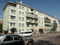 Balashikha, Sovetskaya st, house 3. Apartment house