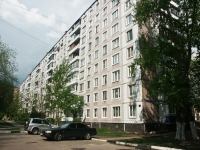 neighbour house: st. Sovetskaya, house 7А. Apartment house