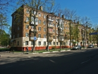 Balashikha, Sovetskaya st, house 8. Apartment house