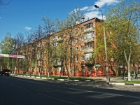 neighbour house: st. Sovetskaya, house 16. Apartment house