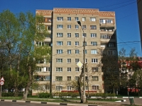 Balashikha, Sovetskaya st, house 24. Apartment house