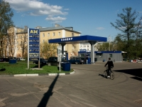 neighbour house: st. Sovetskaya, house 30А. fuel filling station Кондор