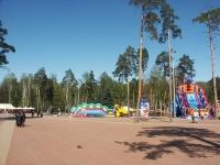 Balashikha, park