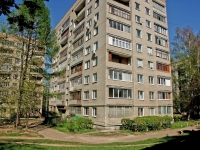 neighbour house: st. Zhivopisnaya, house 3. Apartment house