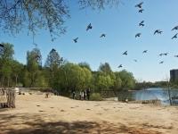 Balashikha, 公园 ПКиОZhivopisnaya st, 公园 ПКиО