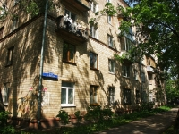 Balashikha, Krupskoy st, house 2. Apartment house