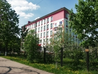 Balashikha, 学校 №6, Krupskoy st, 房屋 4