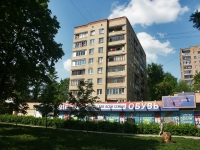 Balashikha, Krupskoy st, house 10. Apartment house