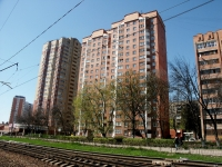 Balashikha, Ordzhonikidze st, house 17. Apartment house