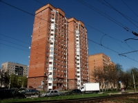 neighbour house: st. Ordzhonikidze, house 17. Apartment house