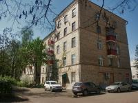 Балашиха, улица Победы, дом 4. многоквартирный дом