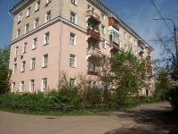 neighbour house: st. Pobedy, house 6. Apartment house