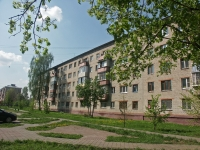 Balashikha, Pobedy st, house 8. Apartment house