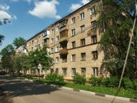 Balashikha, Pobedy st, house 14. Apartment house
