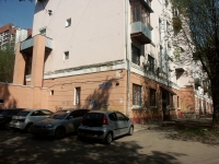 Balashikha, Entuziastov road, house 7А. Apartment house