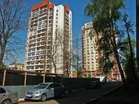 Балашиха, улица Флерова, дом 2А. многоквартирный дом