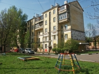 Balashikha, Flerov st, house 2. Apartment house