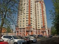 Балашиха, улица Флерова, дом 4А. многоквартирный дом