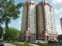 Balashikha, Flerov st, house 4А. Apartment house