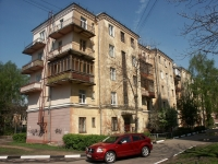 neighbour house: st. Flerov, house 4. Apartment house