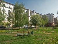 neighbour house: st. Flerov, house 5. Apartment house