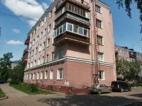 Балашиха, улица Флерова, дом 6. многоквартирный дом
