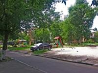 Балашиха, улица 40 лет Победы, дом 8. многоквартирный дом