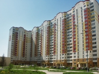 Balashikha, 40 let Pobedy st, house 27. Apartment house