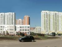 Balashikha, вид на 22-й микрорайон40 let Pobedy st, вид на 22-й микрорайон