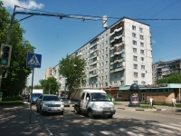 Balashikha, Sportivnaya st, house 4. Apartment house