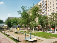 Balashikha, Sportivnaya st, house 17. Apartment house