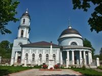 neighbour house: road. Shelkovskoe, house ст133. temple Покрова Пресвятой Богородицы