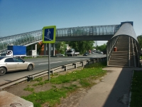 соседний дом: ш. Щелковское. мост пешеходный переход над щелковским шоссе
