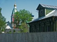 Балашиха, церковь Рождества Пресвятой богородицы, улица Трубецкая, дом 52А
