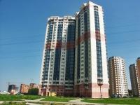 Balashikha, Trubetskaya st, house 102. Apartment house