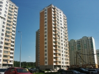 neighbour house: st. Trubetskaya, house 106. Apartment house